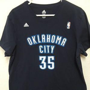 NBA Oklahoma City Men's  Shirt